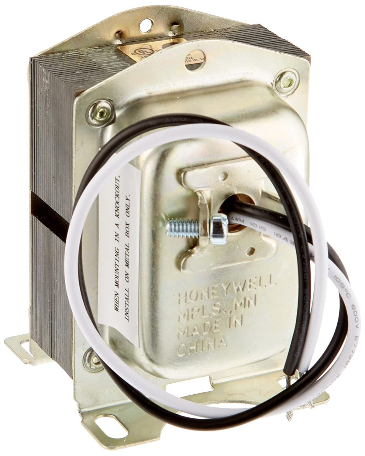 Amazon.com: Honeywell AT72D1683 120V/24V Transformer: Home Improvement