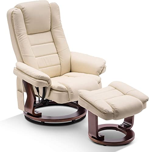 Mcombo Recliner Modern Accent Chair