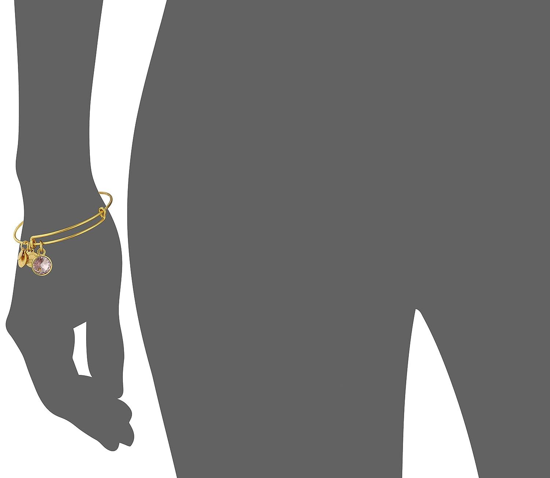 Alex Ani Imitation Birthstone Bracelet Image 2