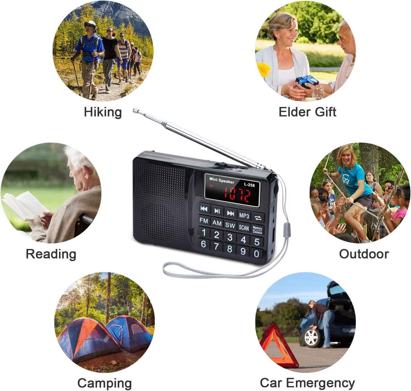gaixample.org Radios & Boomboxes Hi-Fi & Home Audio Support TF ...