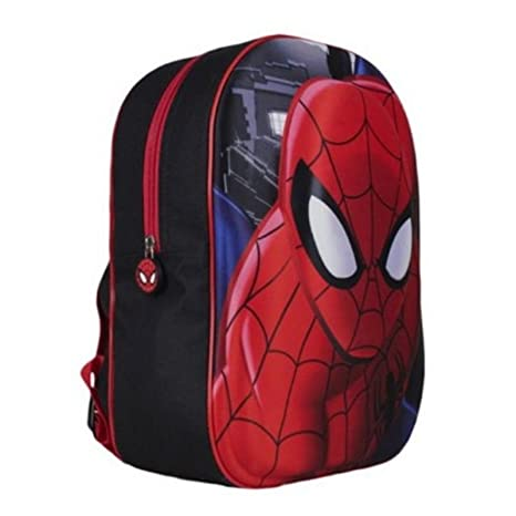 Mochila EVA 3D Spiderman Marvel