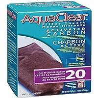 AquaClear Carga Filtrante 20, Carbon
