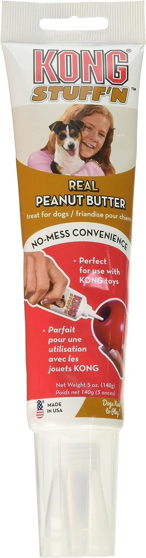 Kong Real Peanut Butter Tube 5oz