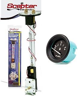 Scepter Aforador con Reloj Indicador 10-180 Ohm