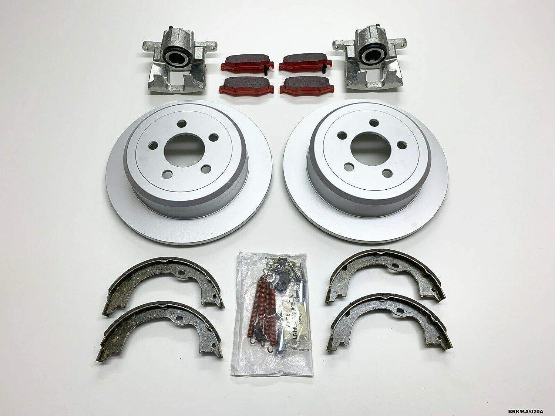 Rear Dodge Nitro KA 2007//2011 Brake Caliper Assembly