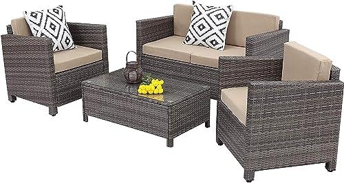 Wisteria Lane Outdoor Patio Furniture Set