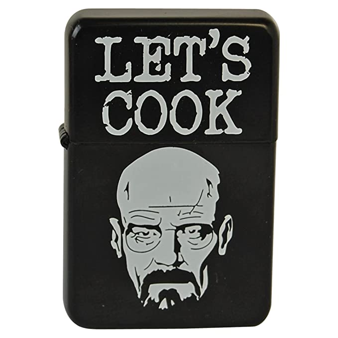 Lets Cook Lighter - Inspired By Breaking Bad - Comes In Gift ...