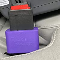 Seat Belt Buckle Booster (BPA Free) - Raises Your Seat Belt for Easy Access - Stop Fishing for Buried Seat Belts - Makes…