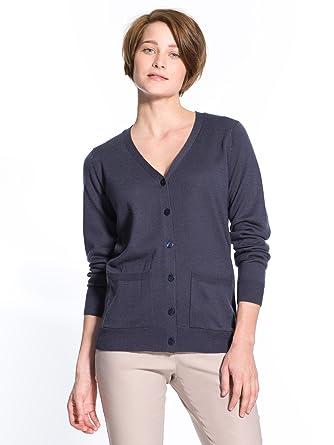 5299d4572ae7c Balsamik - Gilet en laine mérinos - femme  Amazon.fr  Vêtements et ...