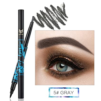 Xuanhemen 5 Pairs Natural Soft Eye Lashes Makeup Handmade Messy Thick Fake False Eyelashes