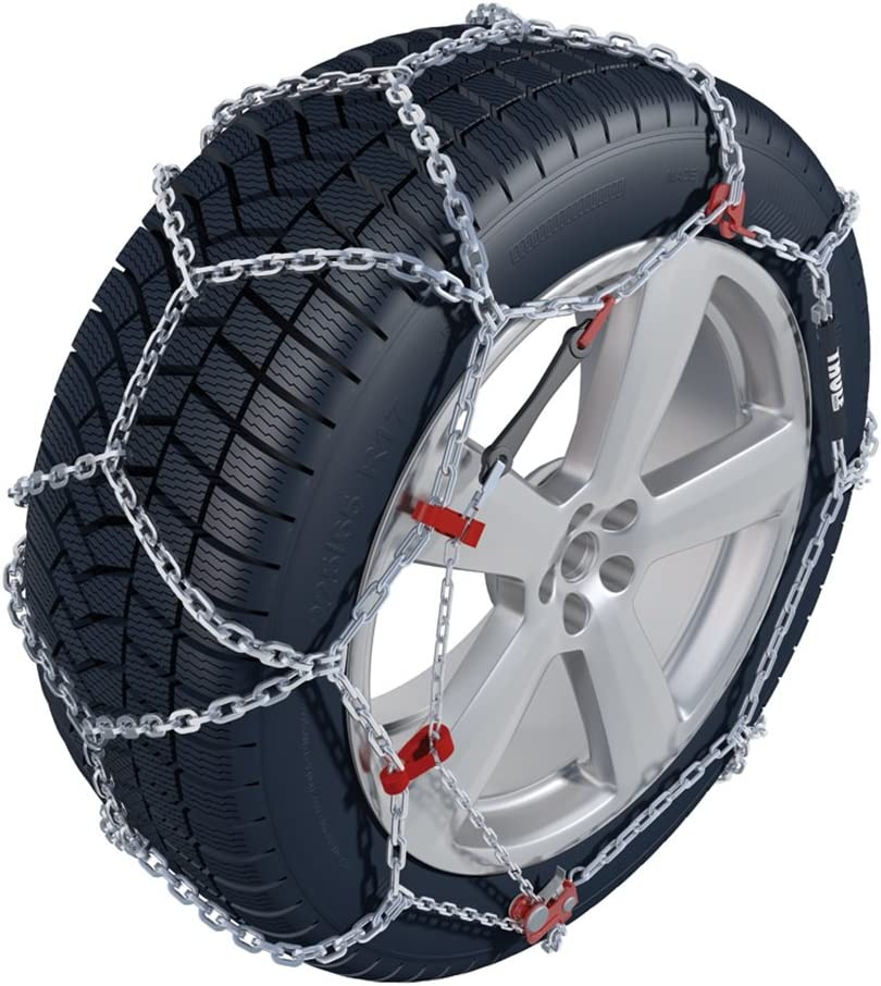 (Buying Guide): 11 Best Snow Chains for Trucks in 2021 11