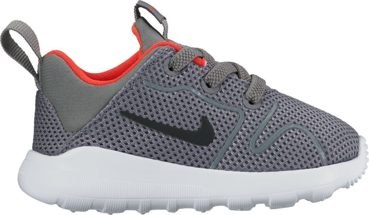 on sale 706dc 85d22 Nike Kaishi 2.0 (TD) - Grey Black Maximum Orange Whi, multicoloured, 4C   Amazon.co.uk  Sports   Outdoors