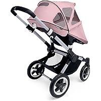 Bugaboo Buffalo Breezy Sun Canopy Stroller, Soft Pink