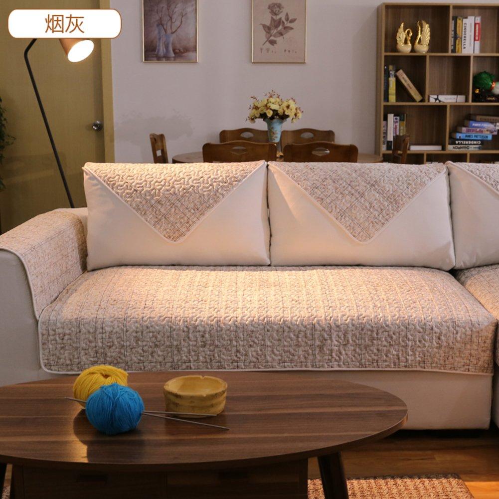 Amazon.com: Thickening Cotton Non-Slip Fabric Sofa Towel ...