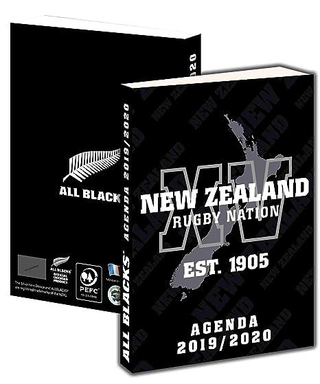 Agenda escolar 2016 2017 All Blacks - Colección oficial ...