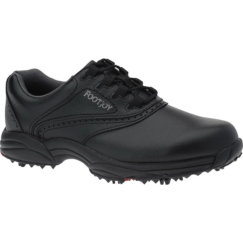 FootJoy Men's GreenJoys Golf Shoes Black B007N8GI26 Parent