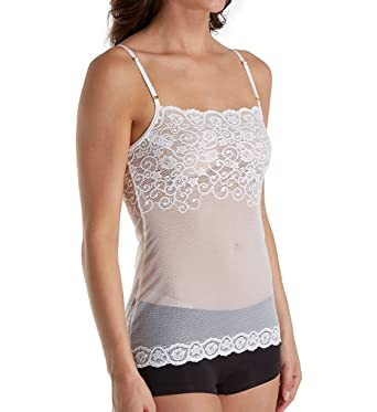 08a19540020 Commando Women s All Over Lace Camisole at Amazon Women s Clothing ...