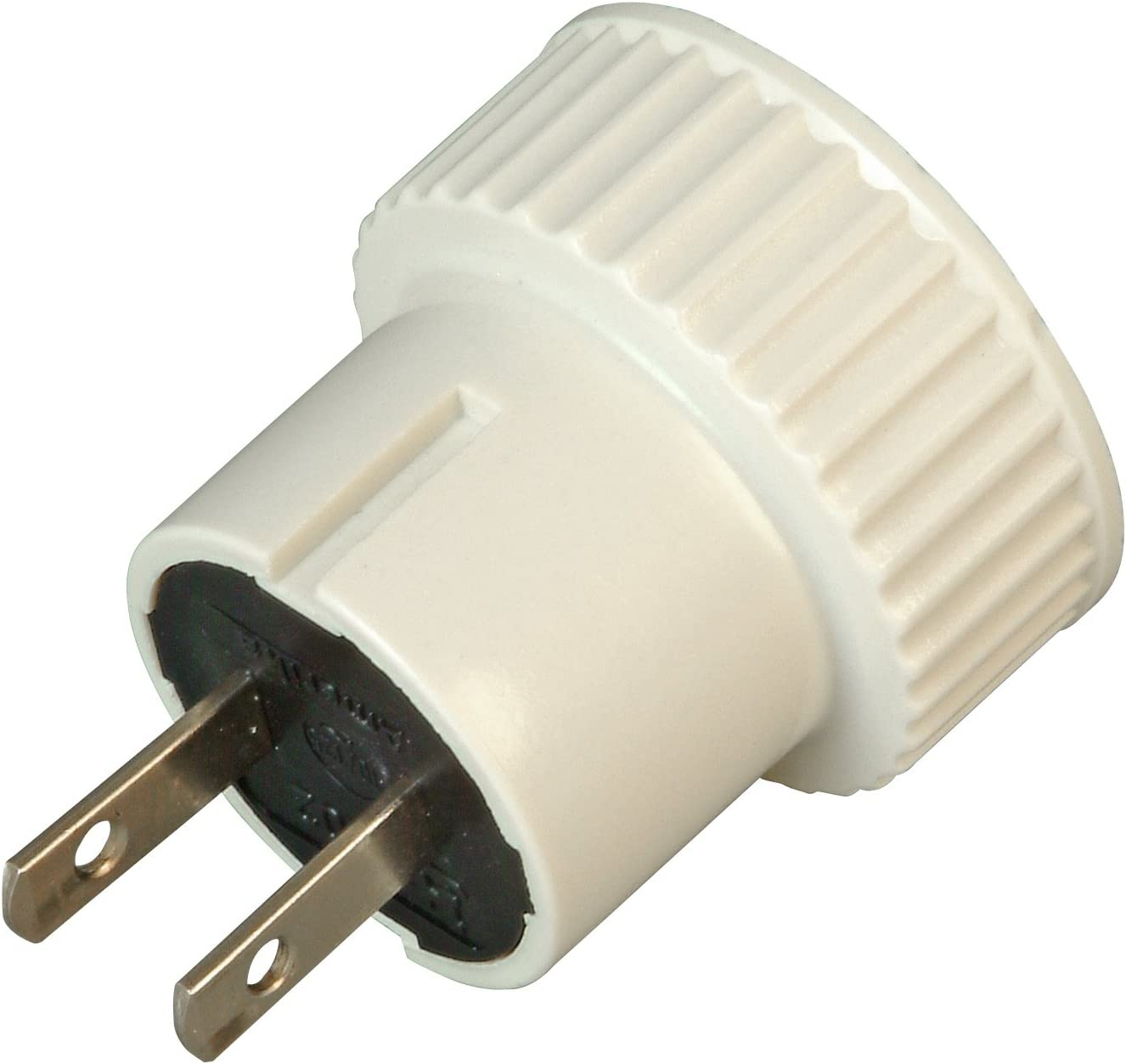 Kopp 176301084 Reise-Stecker-Adapter f/ür Nordamerika