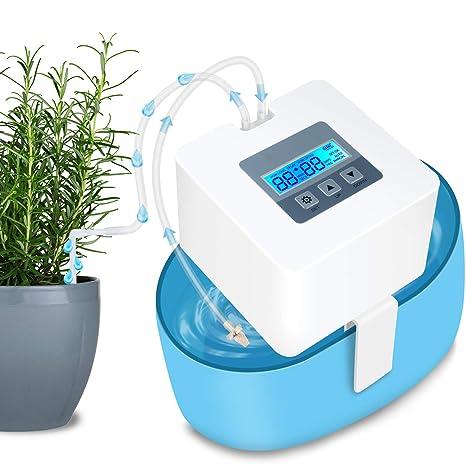 irrigatore automatico per piante in vaso