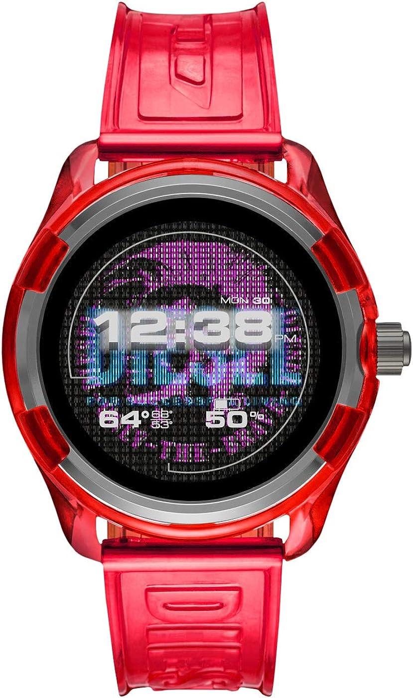 Reloj Diesel DZT2019 cuarzo digital Aluminio Hombre