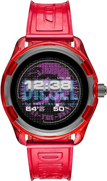 Reloj Diesel DZT2019 cuarzo digital Aluminio Hombre: Amazon.es ...