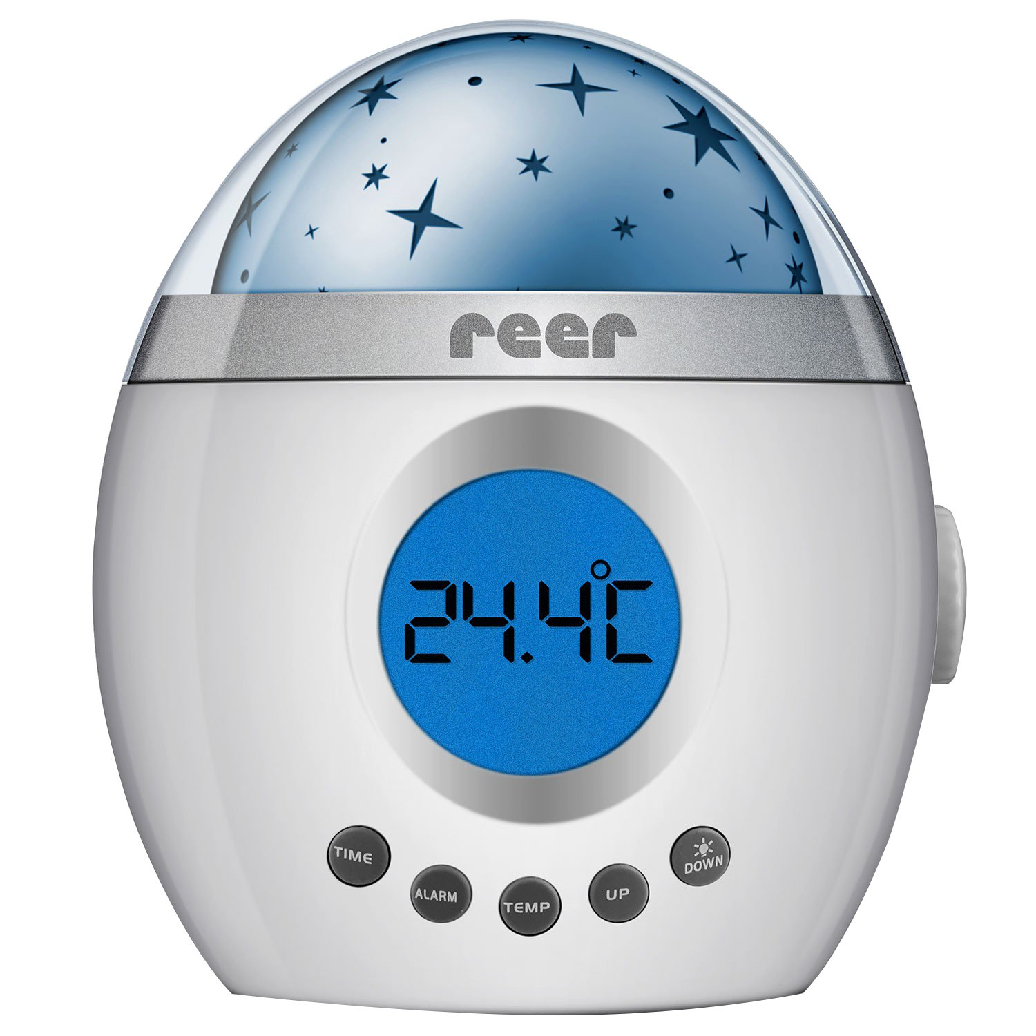 Reer My Magic Starlight Lullaby Sound Machine Night Light Projector R-52050
