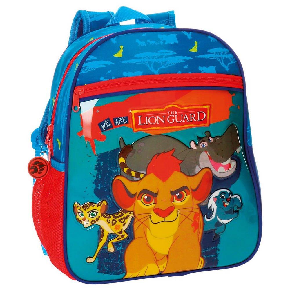 Disney-Sac à dos crèche et maternelle adap. au charriot La Garde du Roi Lion 21322B1