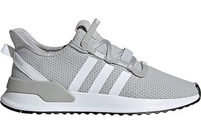 adidas U Path Run W Schuhe LGH solid GreyFTWR White: Amazon