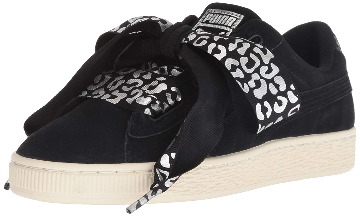 check out 1b38f 7fd03 PUMA Kids' Suede Heart