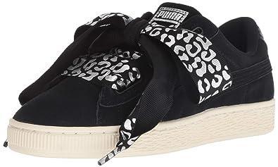 600a7116934 PUMA Baby Suede Heart Kids Sneaker