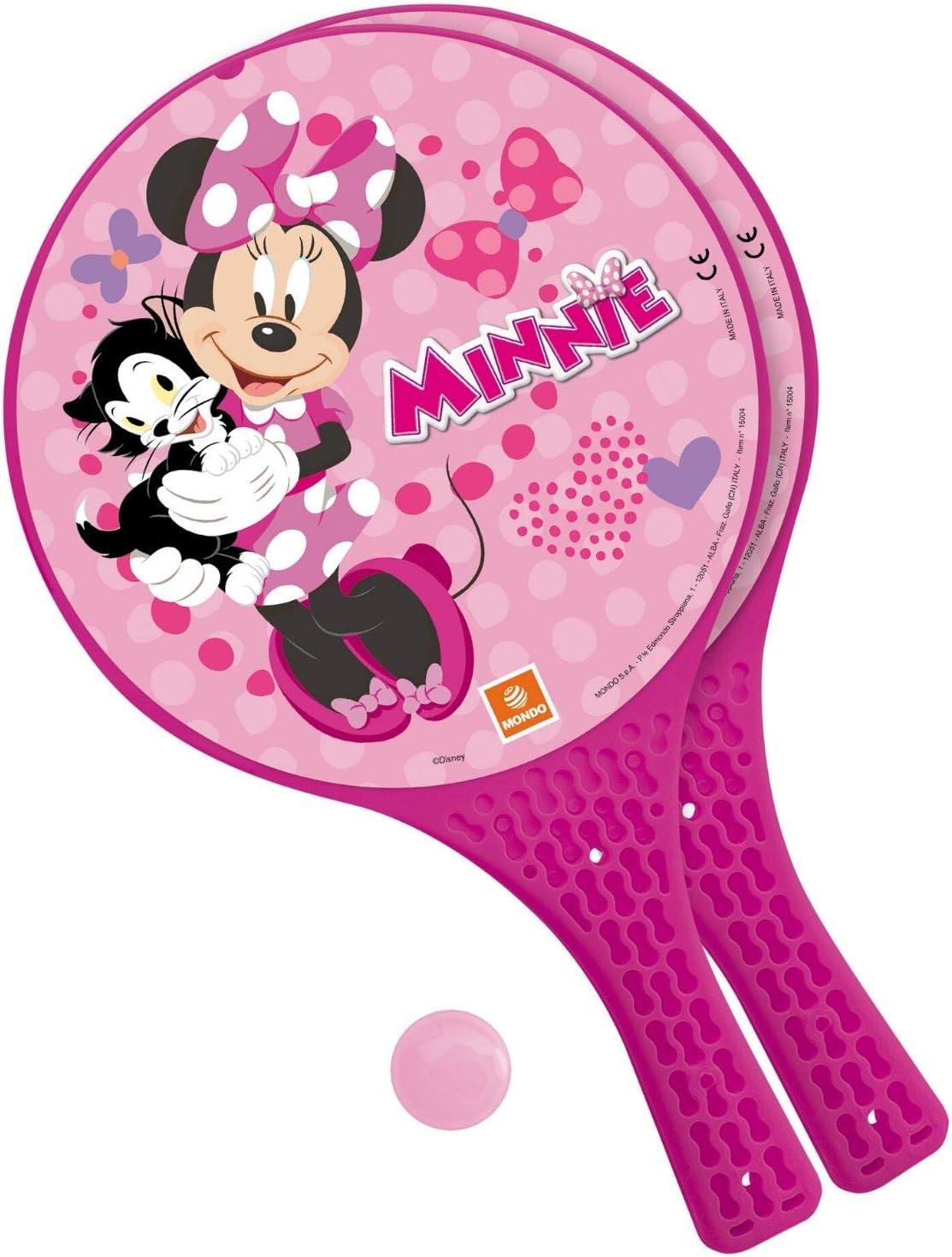 Minnie Mouse - Set palas de playa, 22 cm (Mondo 15004): Amazon.es ...