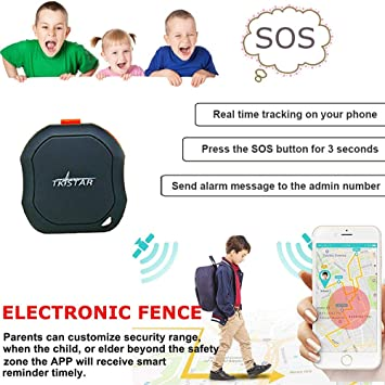 RF-V45 Smart GPS Tracking Pendant SOS Personal One-Key Rescue Device Anti-Fall Alarm Anti-Lost Device for The Elderly and Children Tonysa Localisateur GPS 4G