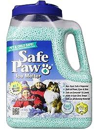 Safe Paw 8 lb. 3 oz. Coated Non-Salt Ice Melt