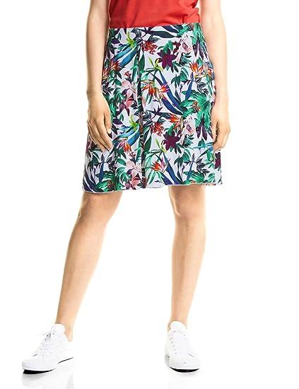 Street One Jupe Femme  Amazon.fr  Vêtements et accessoires ca5f1bfccef