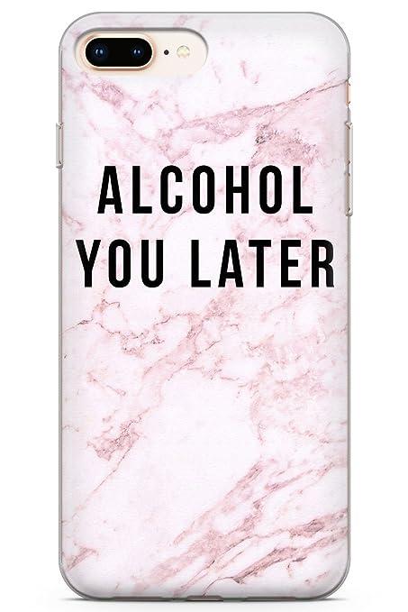 alcohol iphone 8 plus case