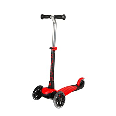 Zycom Zing 3 Wheel with Light Up Wheels, Red : Sports & Outdoors