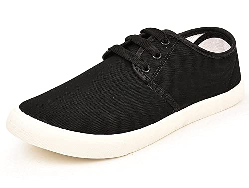 89a0c400dbfb6 JABRA Men s Black Comfort Fashionably Top Quality Casual Shoes  Buy ...