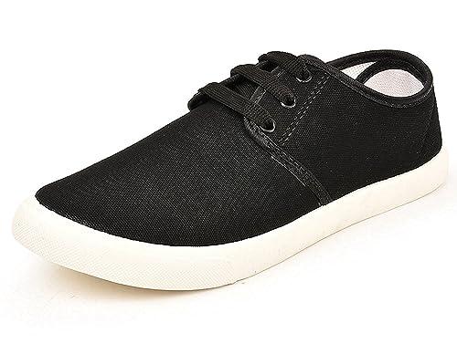 8097e4f090be5e JABRA Men s Black Comfort Fashionably Top Quality Casual Shoes  Buy ...