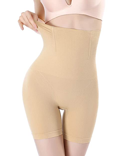 750f8f9885 AGROSTE Women Body Shaper High Waist Tummy Control Shapewear Panties Slim  Waist Trainer