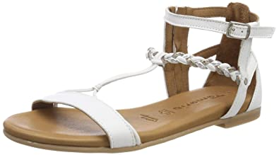 Tamaris Women's 1 1 28043 22 Ankle Strap Sandals: Amazon.co