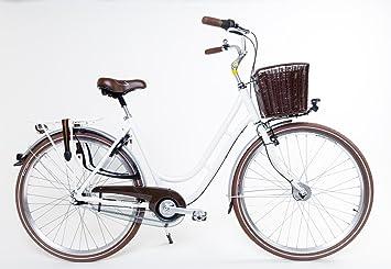 28 pulgadas Aluminio Mujer bicicleta 7 velocidades Shimano Nexus ...