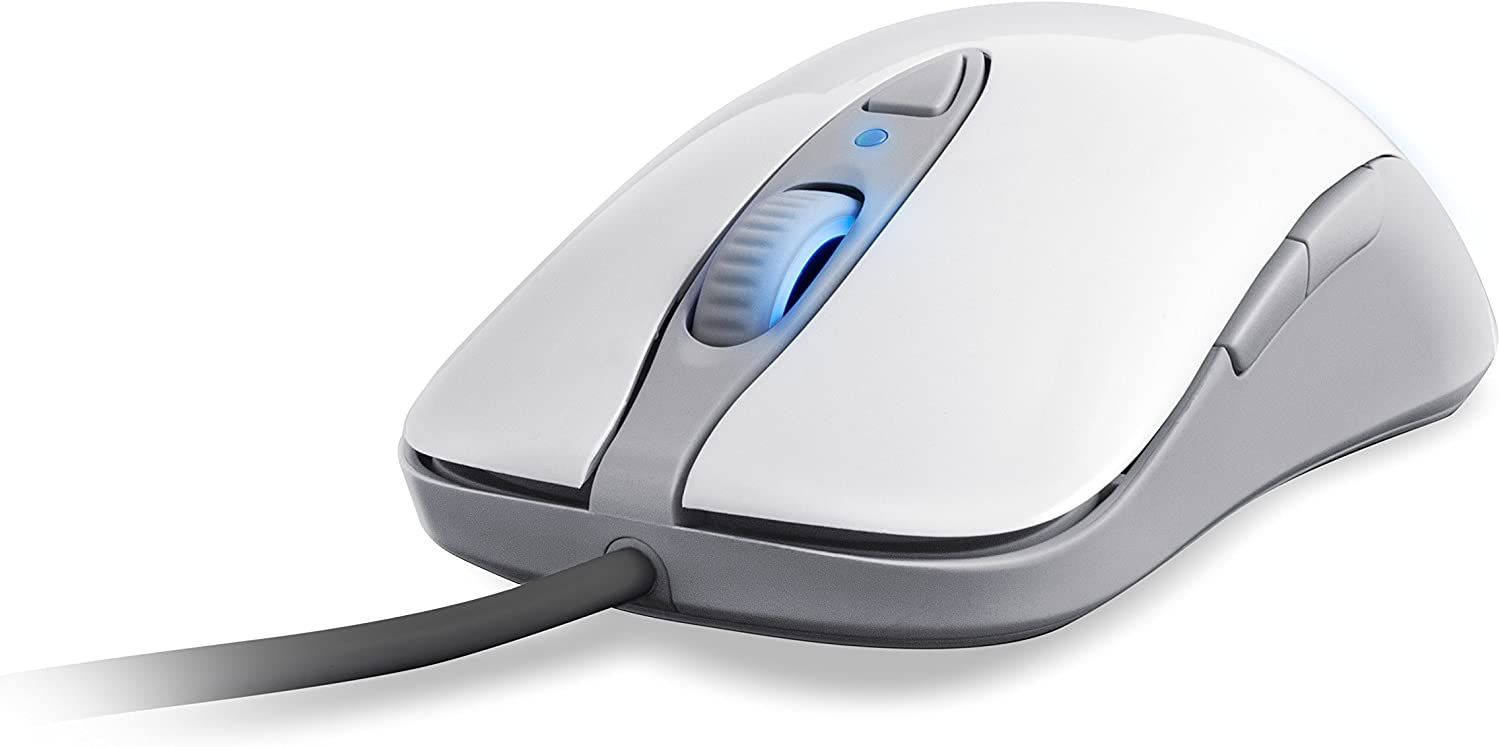 SteelSeries Sensei Laser Gaming Mouse [RAW] Frost Blue Edition