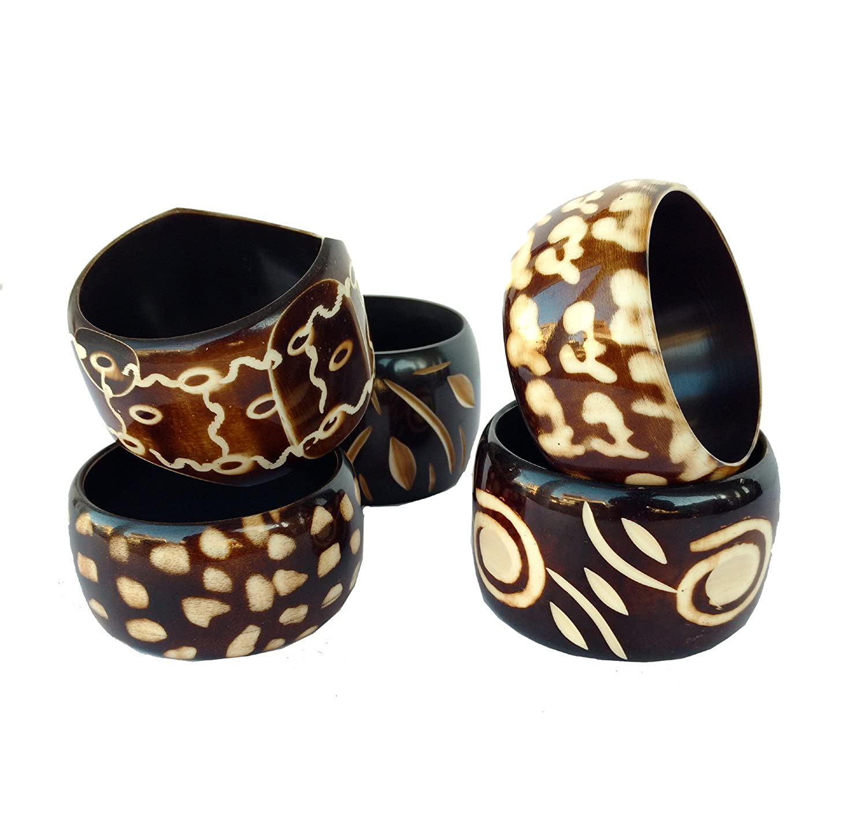 Rastogi Handicrafts Handmade Resin Bracelet lot Bangle Bracelet free size