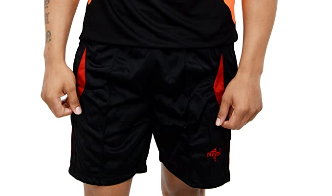 3c962c3977c7 NNN Men s Polyester Sports Shorts  Amazon.in  Clothing   Accessories