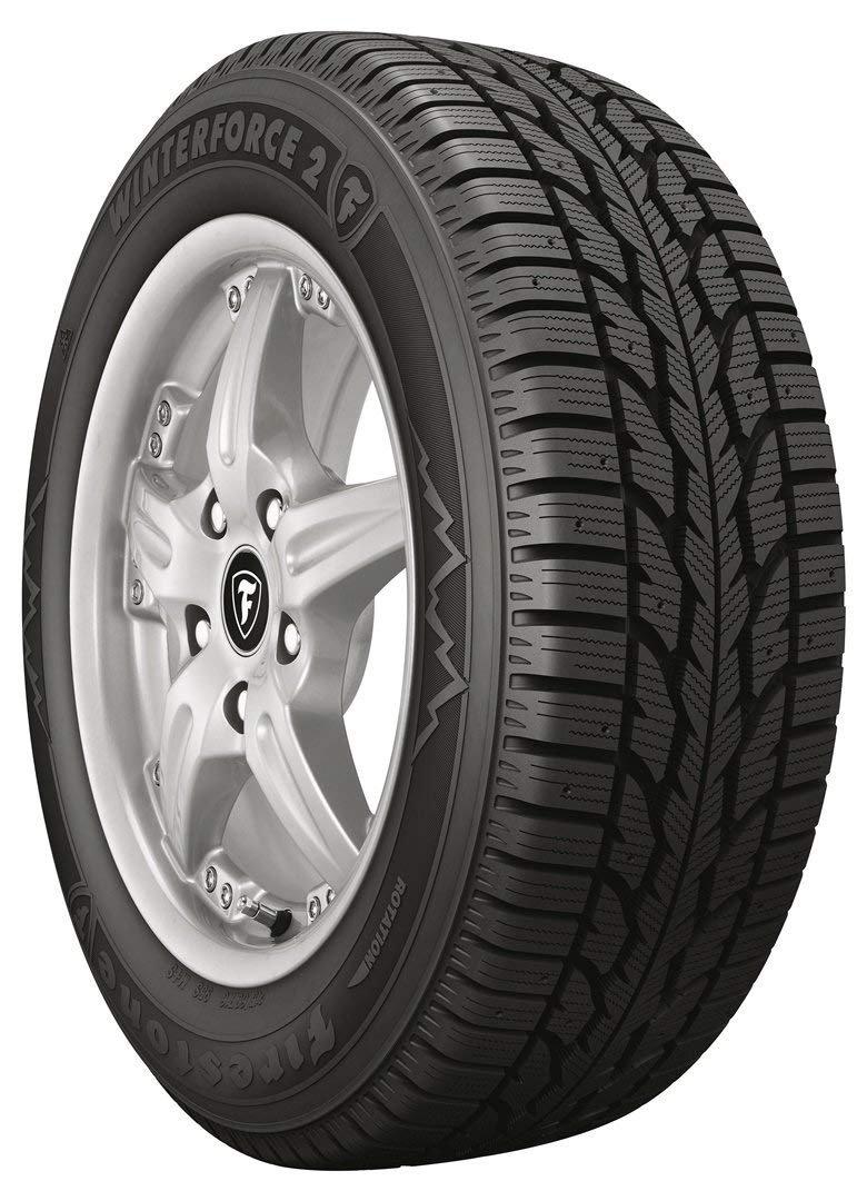 Firestone Winterforce 2 Studable-Winter Radial Tire - 205/60R16 92S