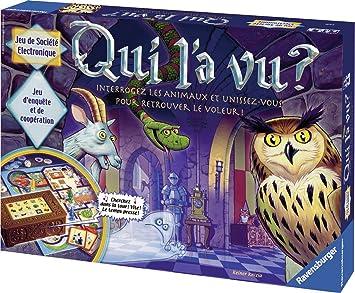 5c426c0b6f8 Ravensburger - 21979 - Qui l a vu    Amazon.fr  Jeux et Jouets