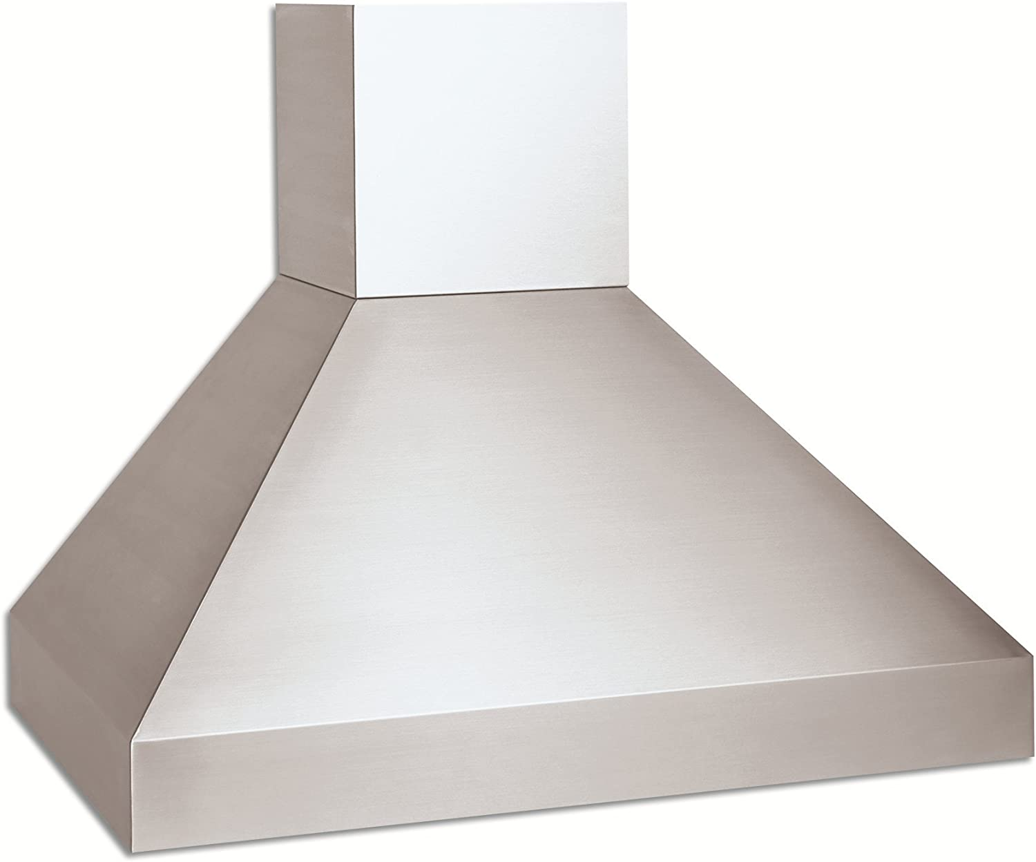 B001J4ECAK Vent-A-Hood Duct Cover for Euro-Style Wall Mount Range Hood 9', Stainless Steel(WDC-12/24 SS) 71abLyfUm9L