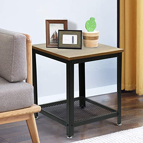 Joveco Vintage Console Table Sofa Coffee Table