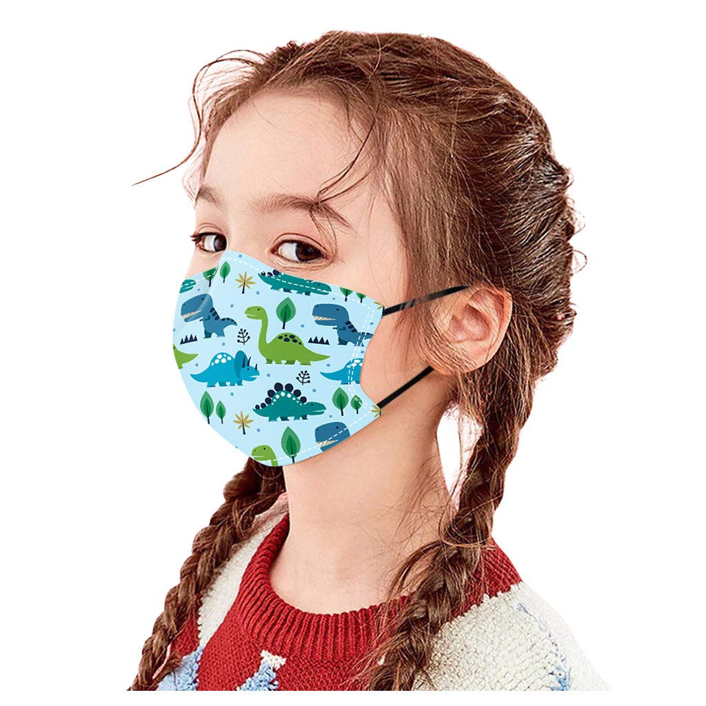 Renile Outdoor Face Protective Cover Up Printed Unisex Adjustable String Fit Face Muffle Sports Mouth Muffle