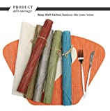 LivebyCare Pack of 4 Durable Washable Heat